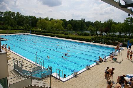 Centre aquatique du lac vivre les 2 lions for Tours piscine du lac