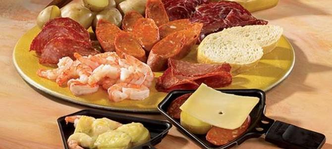 S'inscrire à la soirée Raclette du 05 décembre
