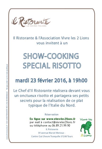 show cooking asso2lions visuel