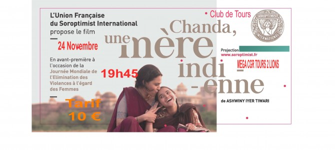 Projection au CGR d'un film contre les violences faites aux femmes