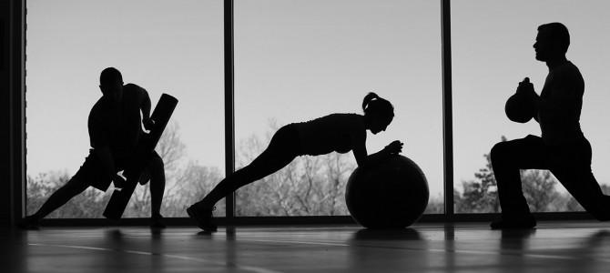 Sondage concernant l'ouverture d'une salle de Fitness